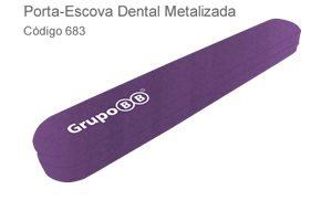 Porta Escova de Dente Personalizável - PE-683